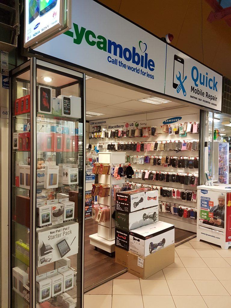 オランダの携帯電話