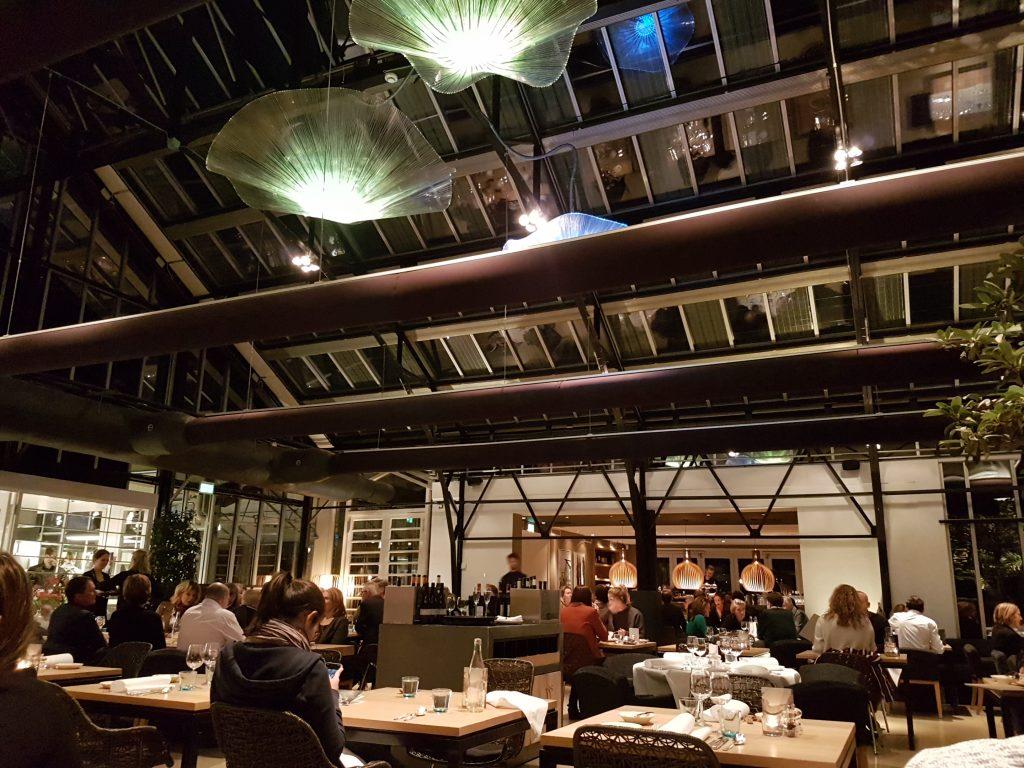 アムステルダムのレストラン デカス