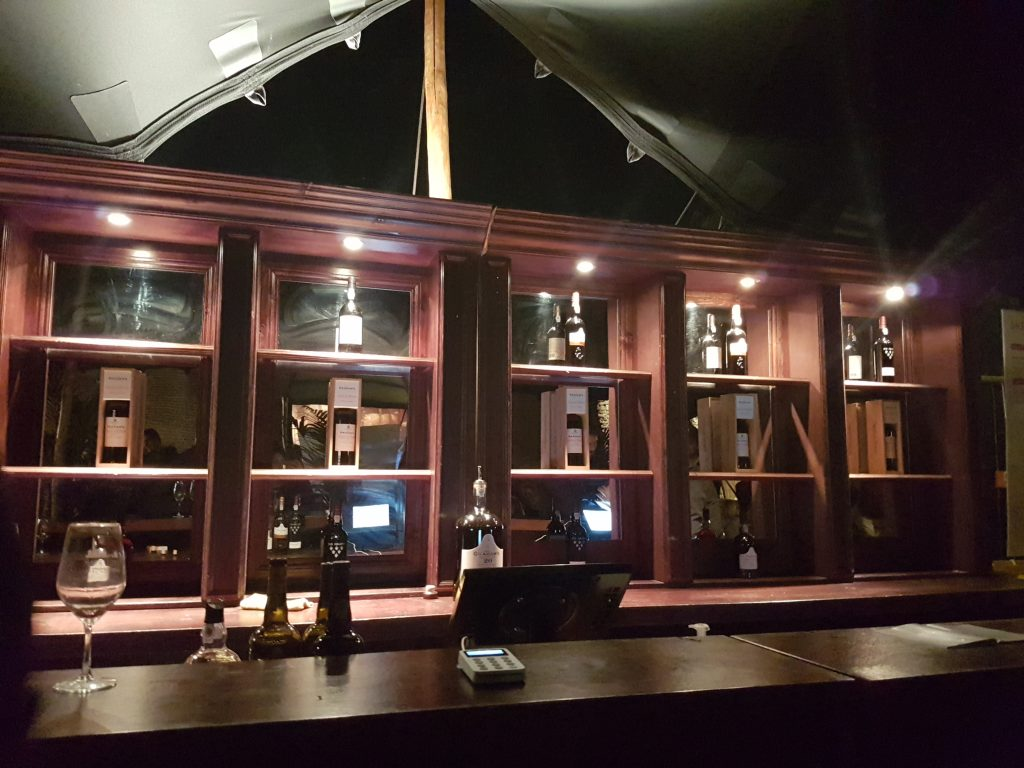グラハムポートワイン売り場