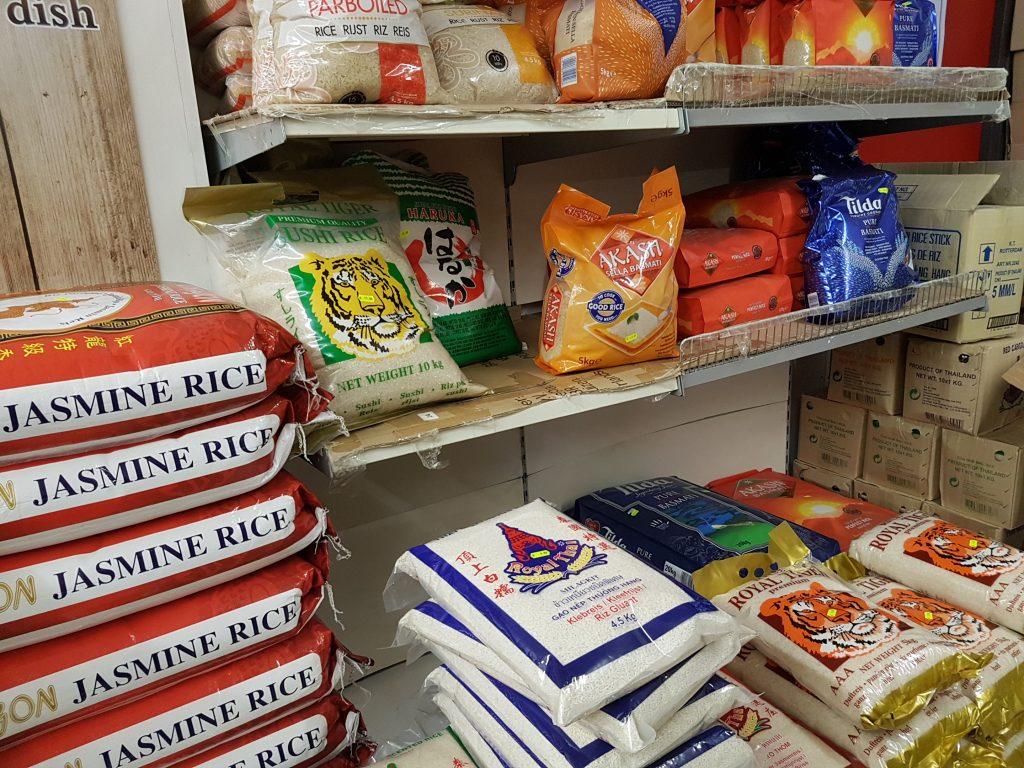 アムステルダムで日本食が買えるスーパー