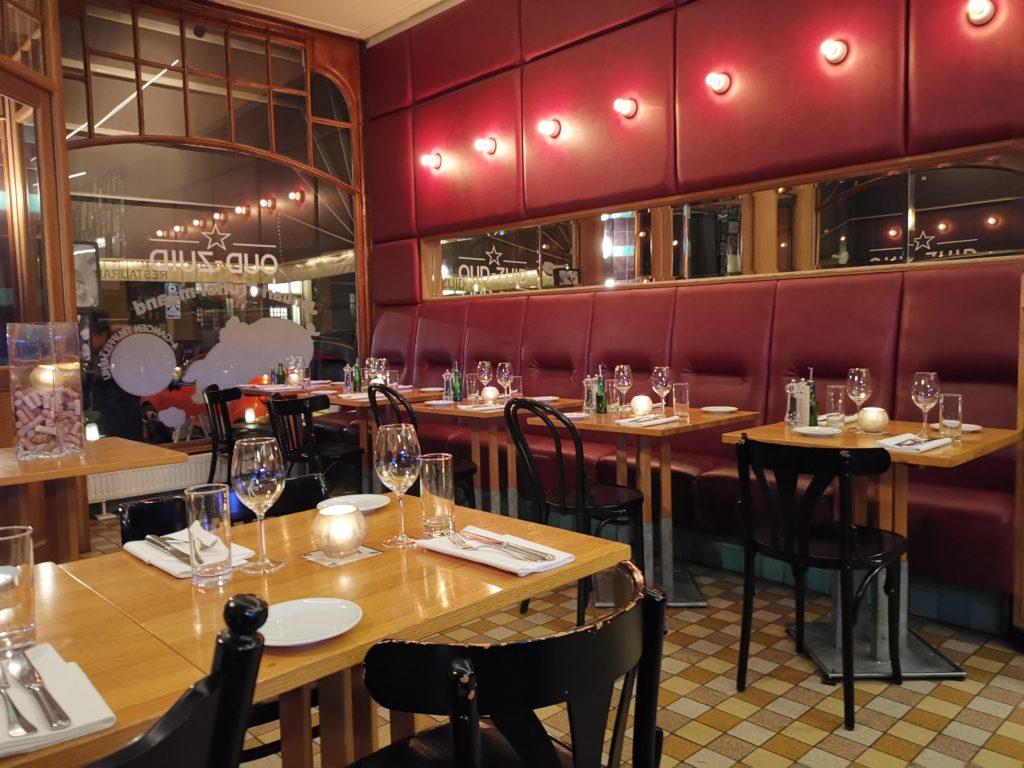 アムステルダムのビブグルマンレストラン