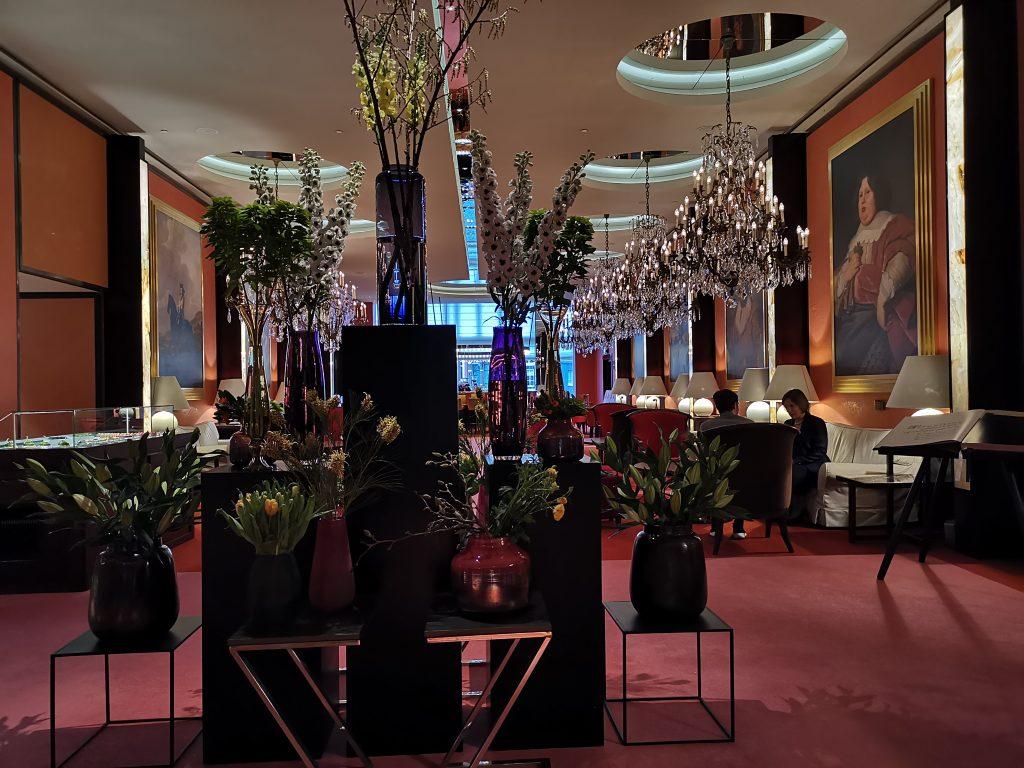 ホテルヨーロッパアムステルダム