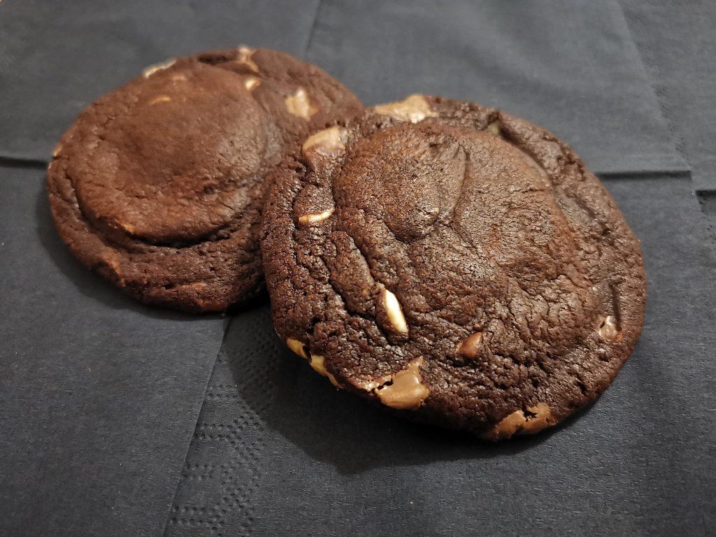 アムステルダムの美味しいチョコクッキー