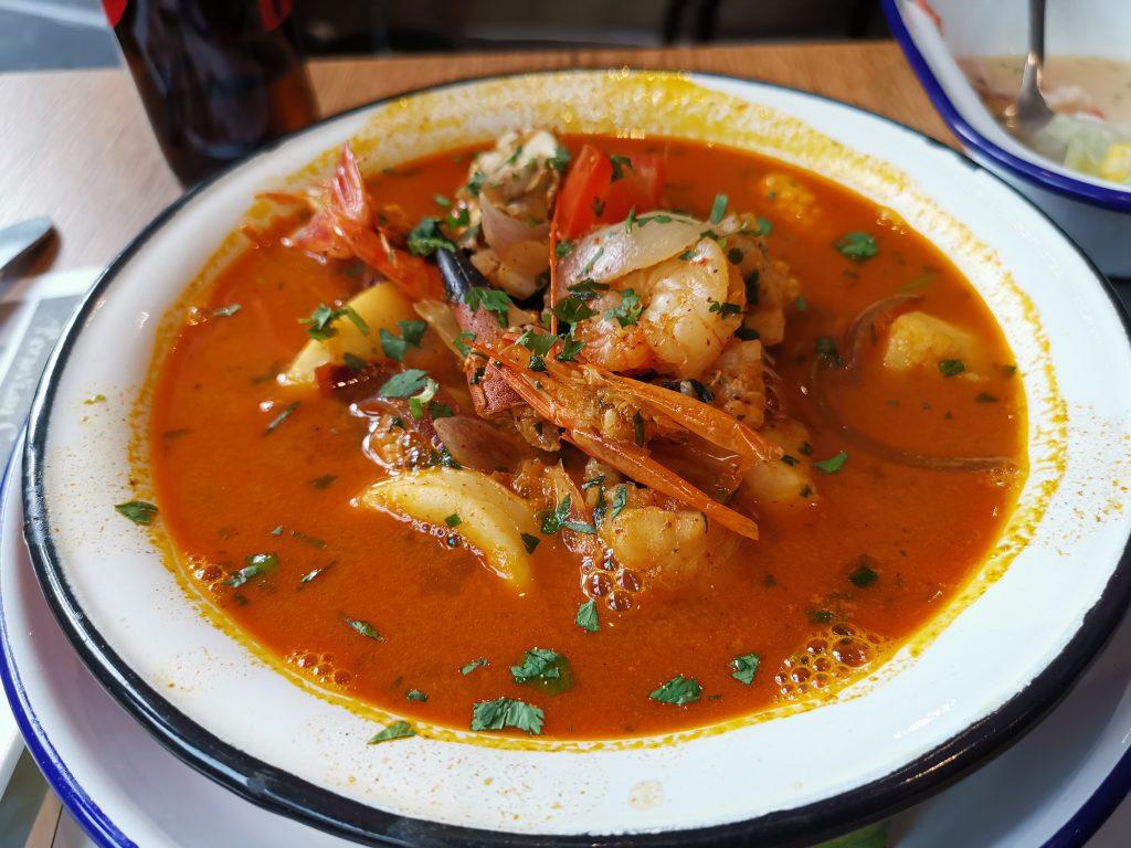 アムステルダムでペルー料理