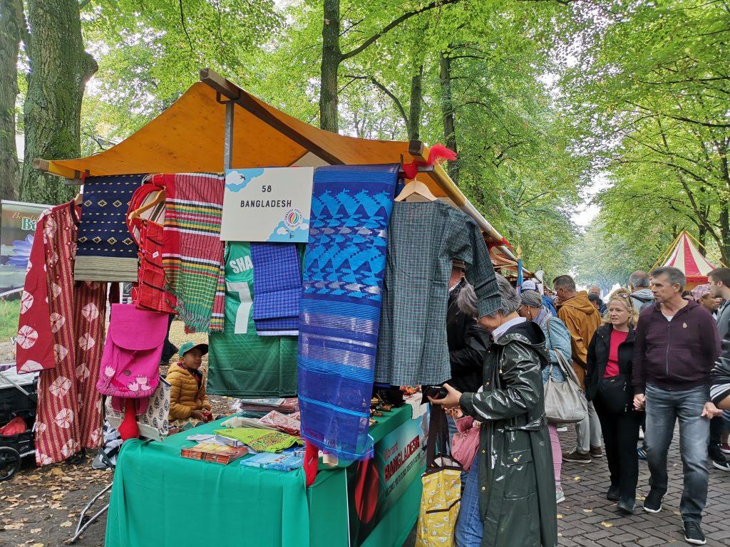 オランダデン・ハーグの大使館フェスティバル