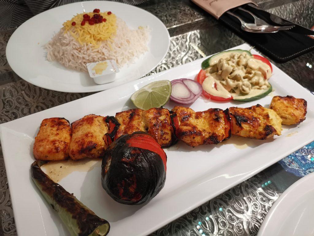 アムステルダムでイラン・ペルシャ料理