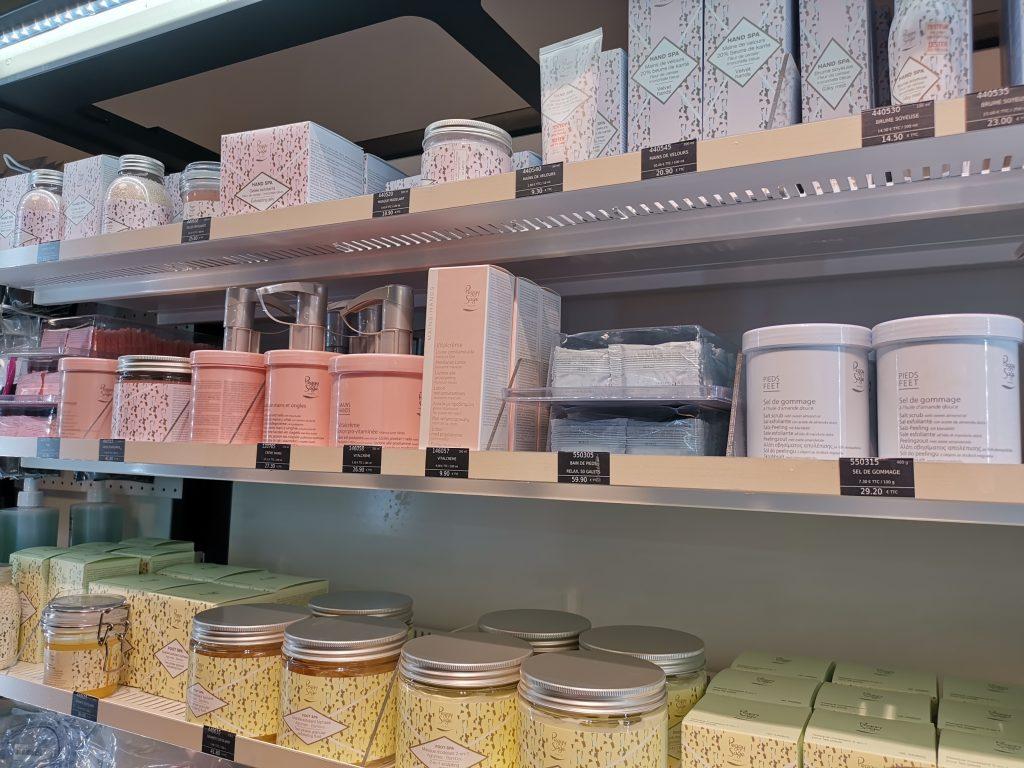パリの美容卸問屋 美容クリーム