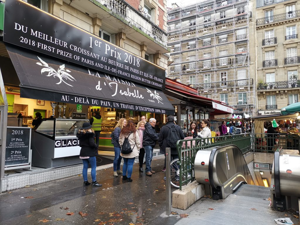 パリのNo,1クロワッサン