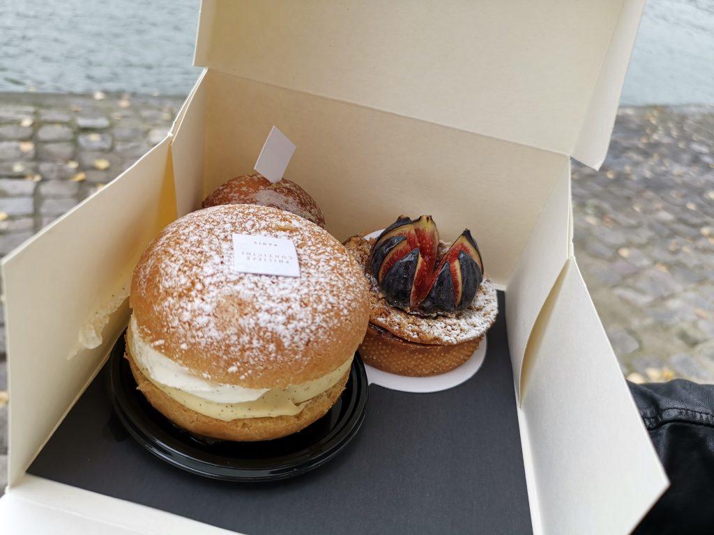 パリの美味しいケーキ屋さん
