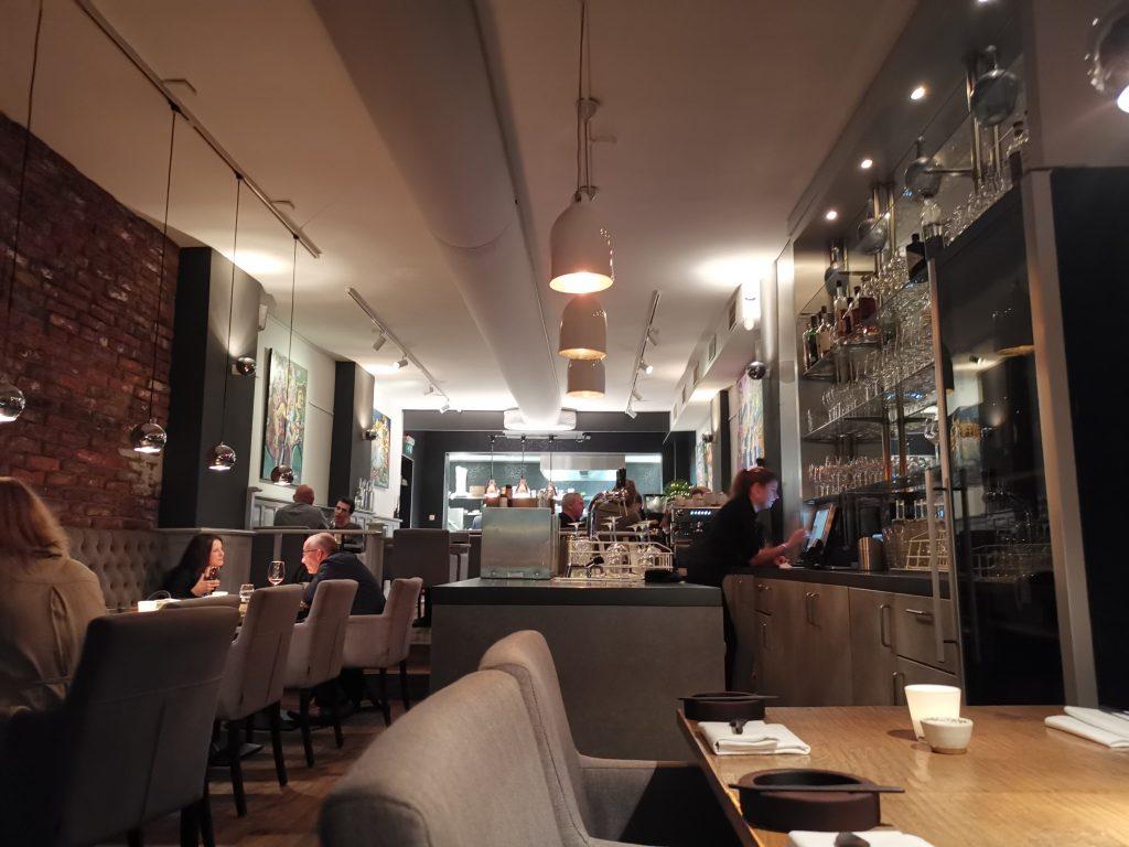 アムステルダムのミシュラン一つ星レストラン
