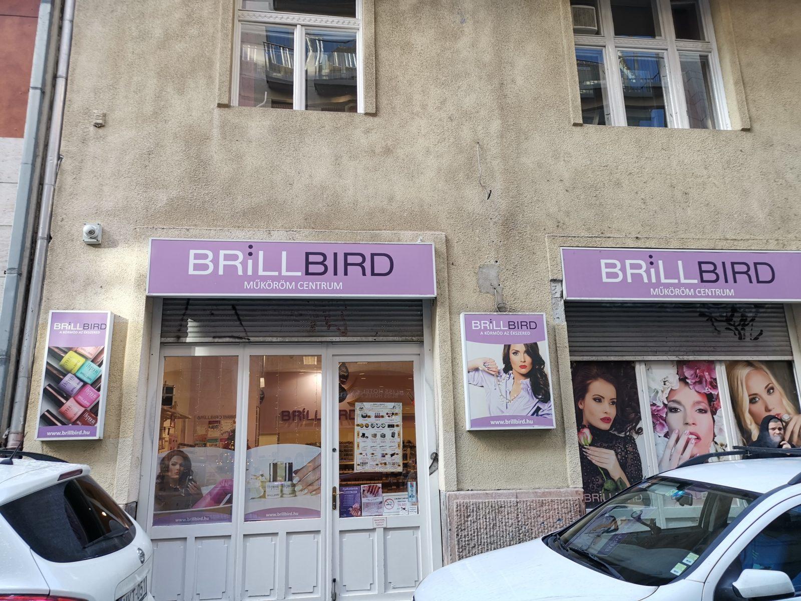 ブダペストの美容商材屋さん